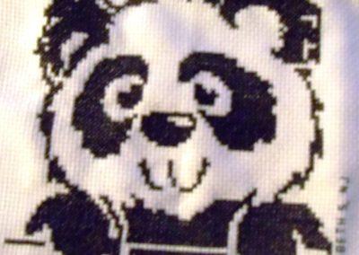 Beth S, NJ - panda