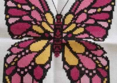 Julie, Canada - butterfly