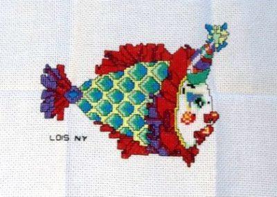 Lois F, NY