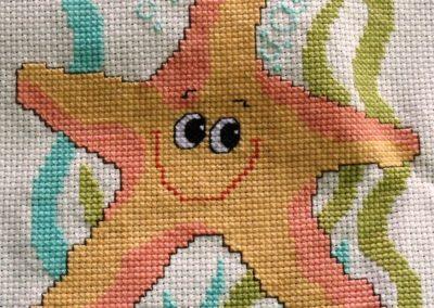 Twila R, AZ - starfish